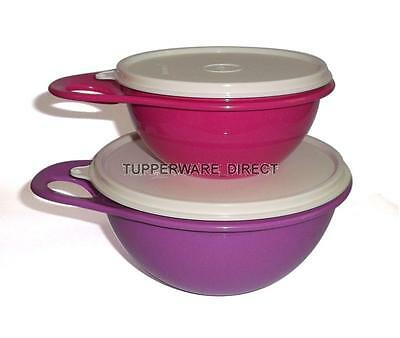 Tupperware  Thatsa Bowl - Mixing Bowl - Multi purpose Bowl - Set of 2