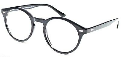 clear lens glasses round oval optical frames geek nerd hipster style