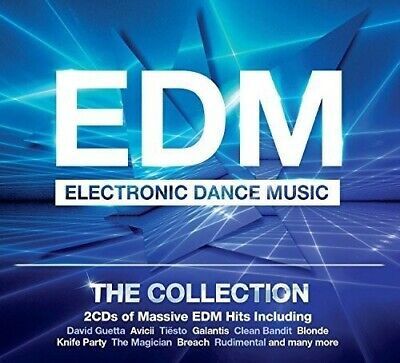 Edm-The Collection - 2 DISC SET - Various Artists (2015, CD New)