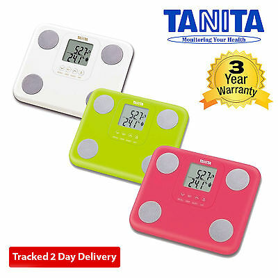Tanita Innerscan Body Composition Monitor Fat Mass Weighing Scales BC-730