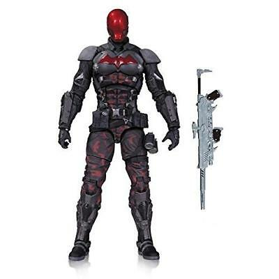 DC Collectibles Batman: Arkham Knight: Red Hood Action Figure New