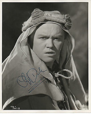CHARLIE DRAKE 'ALLO MY DARLINGS!'  HAND SIGNED AUTOGRAPHED 8x10 PHOTO