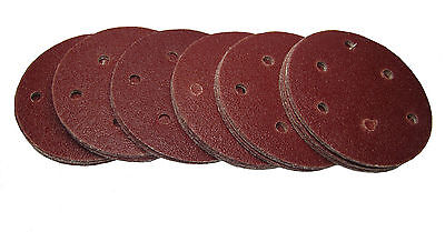 "5"" 125Mm Hook And Loop Da Sanding Discs Random Orbital Palm Sander Power Tools"