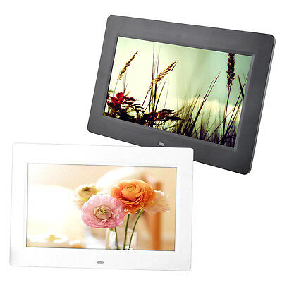 10.1 Android 4.4 WIFI HD Digital Photo Frame Alarm Video Player + Remote LK