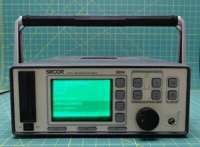 Siecor Optical Time Domain Reflectometer 2001HR-P, 2001-DUALM-15