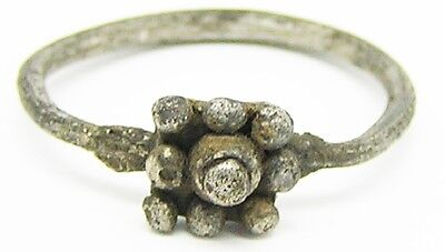 Early 5th century B.C. Ancient Greek Silver Finger Ring - 300 Spartans Period!