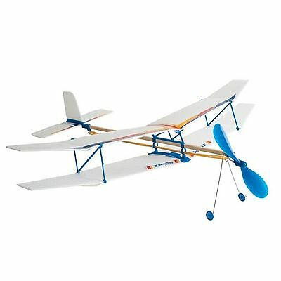 Rubber Band Powered Plane