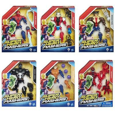 Marvel Super Hero Mashers Action Figures Collectible Figure Toys