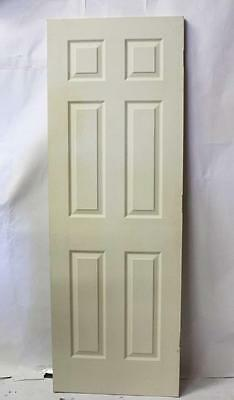 Interior Door Slab 28 X80 Masonite 6 Panel Hollow Core Primed