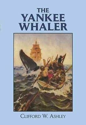 The Yankee Whaler Book~harpoon~whaling~scrimshaw~whale tools~A Definitive Study!