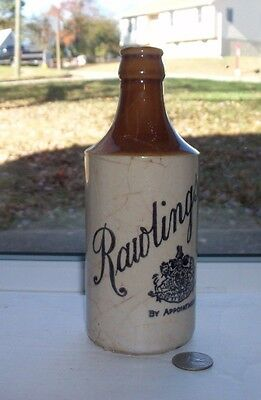 Pottery Beer, Rawlings By Appointment