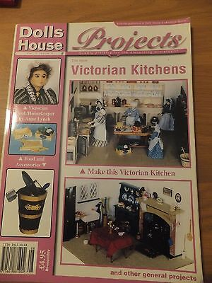 Dolls House Projects No 4 VICTORIAN KITCHENS