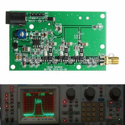 DC12V/0.3-1A Noise Source Simple Spectrum External Generator Tracking Source SMA