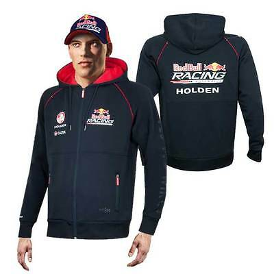 Red Bull Racing Australia Mens Team Hoodie Jumper Fleece Sizes M And Large Only