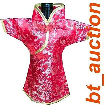 New Chinese Red Ladies Dressing Wine Decoration (YD-R)