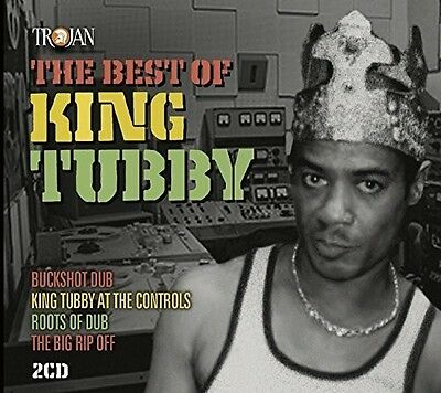 Best Of - 2 DISC SET - King Tubby (2016, CD New)