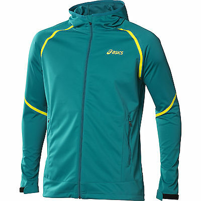 Asics FujiTrail Softshell Mens Running Jacket