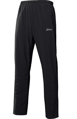 Asics Woven Mens Training Pants - Black