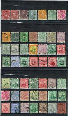 Trinidad (And Tobago) - Selection Of Early Good Mint And Used Stamps