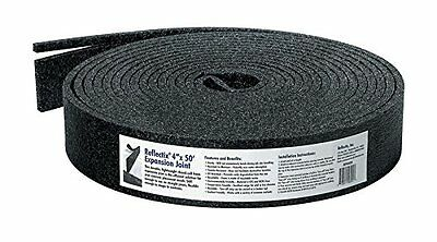 NEW Reflectix 4 in. x 50 ft. Expansion Joint for Concrete