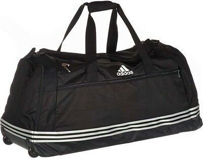 Adidas 3 Stripe Training Sports Wheel Bag XL
