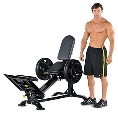 Powertec Compact Leg Sled One Size  Stations de musculation