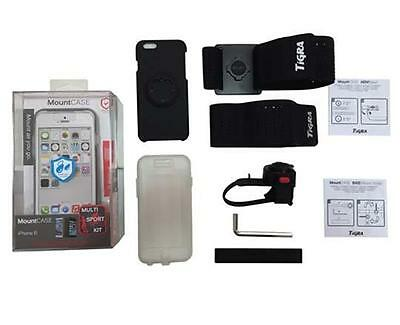 Ksix Multisport Kit Tigra Iphone 6 Cover + Bracelet + Bike Support   Accesorios