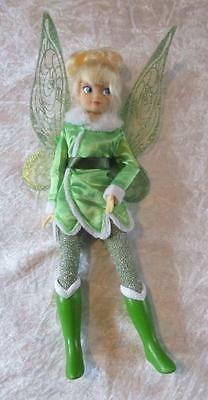 Disney Store Disney Fairies Tinkerbell doll Secret of the Wings aprox 12 inches
