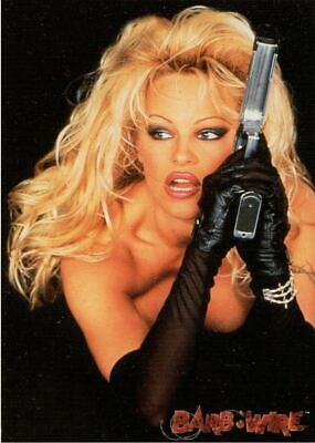 Trading Cards - Barb Wire (Pamela Anderson)