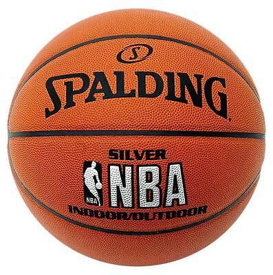 Spalding Silver Indoor / Outdoor 7  Baloncesto