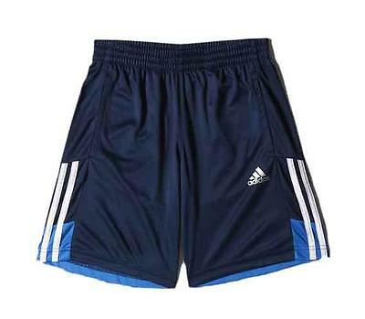 Adidas Gear Up Knit Shorts Collegiate Navy   Bright Boy 5-6 Years royal   white
