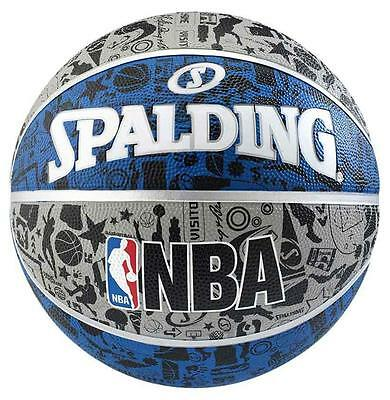 Spalding Nba Graffiti 7  Baloncesto
