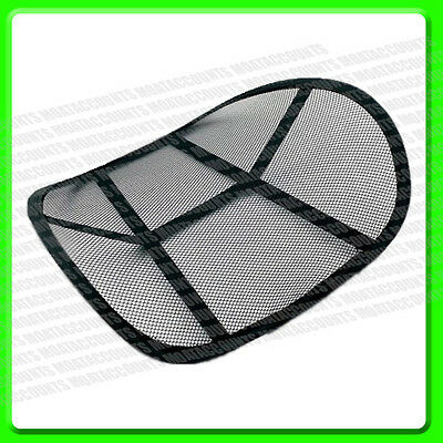 * Pack of 2 * Mesh Car Seat Lumbar Support [BS110] Extra Support For Your Back