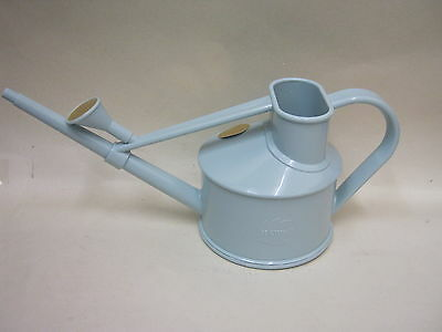 New Haws 700ml Indoor Kids Childs Watering Can Pale Blue Duck Egg