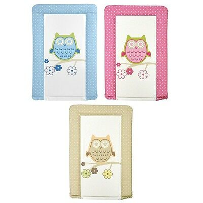 Baby Changing Mats Spotted Owl Three Designs To Choose From (Fully Wrapped)
