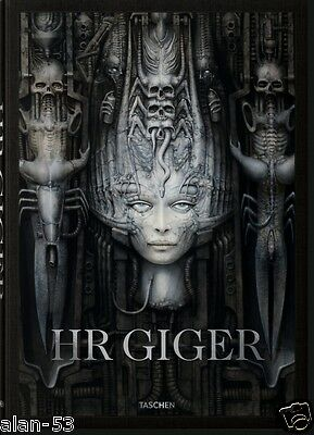 HR GIGER ~ TASCHEN BABY SUMO MASSIVE COLLECTOR'S ED LTD to 1000 ~ NECRONOMICON