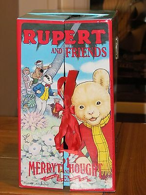 SUPERB RARE BOXED MERRYTHOUGHT BILL BADGER - No 432 of 10000