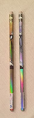 1993 Nightmare Before Christmas - Jack Silver & Gold Pencil Set