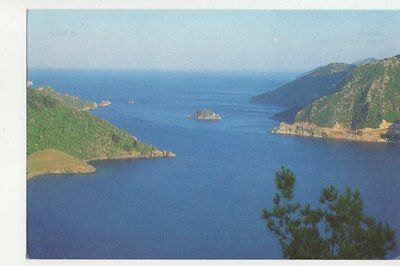 Marmaris A View od Icmeler Turkey 1989 Postcard 459a