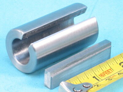 "5/8"" X 1-1/8"" X 2"" Shaft Adapter Sprocket Pulley Bushing Reducer Sleeve Key"