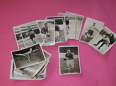 Sporting Events and Stars Pattreiouex Senior Service cigarette cards Rugby etc