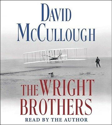 NEW! The Wright Brothers by David McCullough [Audiobook] [Unabridged]