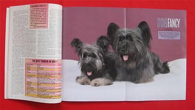 RARE Collectible ~ SKYE TERRIER Issue ~ DOG FANCY Magazine ~ January 1997  #