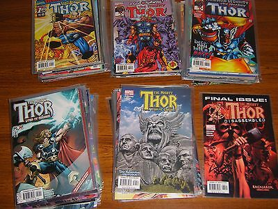 THOR #1 - 85 SET (2nd SERIES 1998) (MARVEL) 85 ISSUES