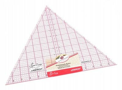 """Sew Easy 60 Degree Triangle Patchwork Ruler NL4173 12"""" x 13 7/8"""""""