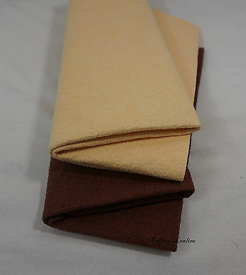 20 x SYNTHETIC CHAMOIS Car Cloth Leather Drying  Cleaning Washing 40cm x 40cm