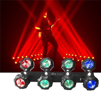 Chauvet Beamer 8 2-in1 LED RGB Effects Light - New