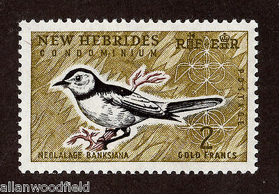 New Hebrides   #105   Mint Lh   (1607233)