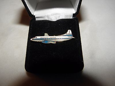 Southern Airlines Martin 404 Airplane Lapel Tac Pin Nwa Delta Pilot Gift