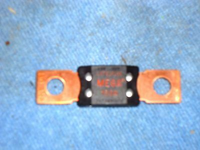 Littelfuse Mega 150A Bolt Down Fuse New Free Shipping